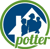 Potter Children's Home and Family Ministries logo